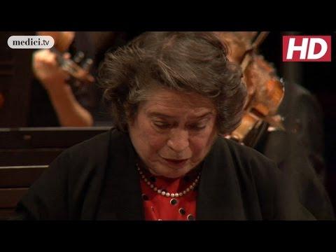 Elisabeth Leonskaja - Piano Concerto in A Minor - Edvard Grieg