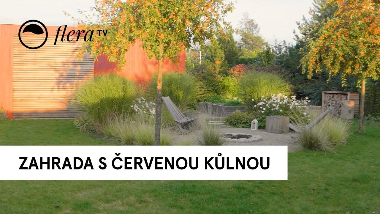 Download Zahrada s červenou kůlnou   Inspirativní zahrada   Flera TV
