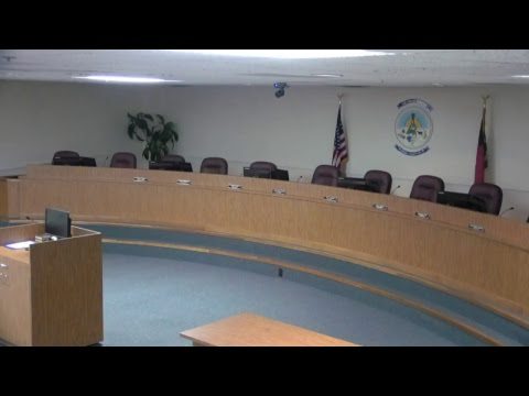 Stanly County Board of Commissioners Meeting -