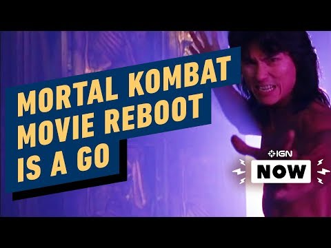 Mortal Kombat Movie Reboot Finally Actually Happening - IGN Now