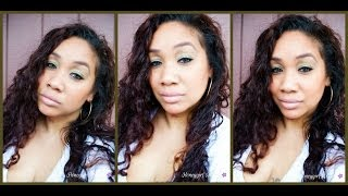 "MAKEUP TUTORIAL: AALIYAH ""Rock the Boat"" Music Video Inspired Makeup"