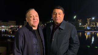Mirzabek Xolmedov & MuhammadIso Abdulhairov - Yangi yil tabrigi