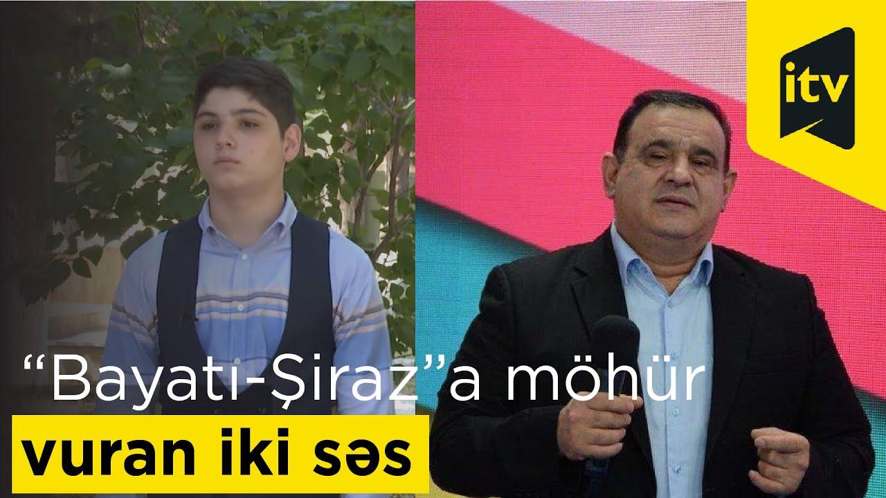 Tacir Sahmalioglu - Bayatı Şiraz (1977-ci il)