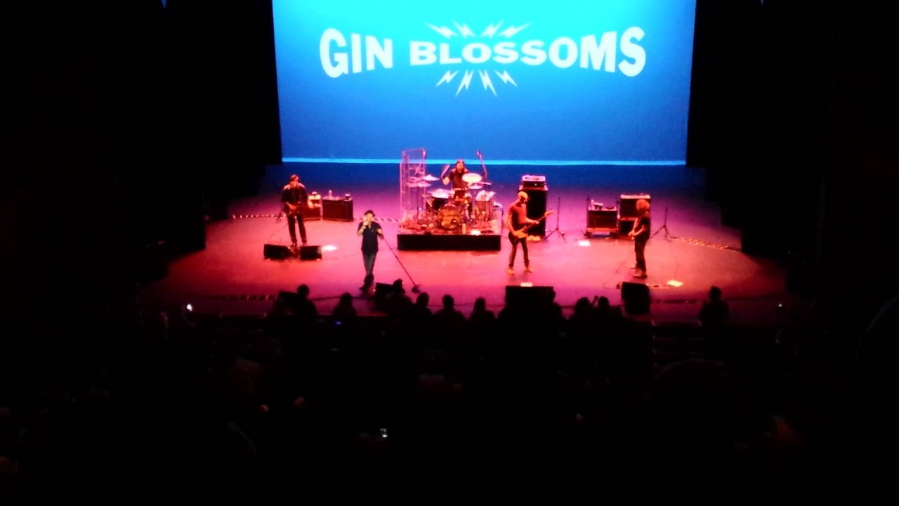 Gin Blossoms - Til I Hear It From You (clip) Folsom, CA ...