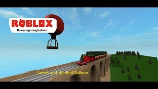 James and The Red Balloon ROBLOX Remake