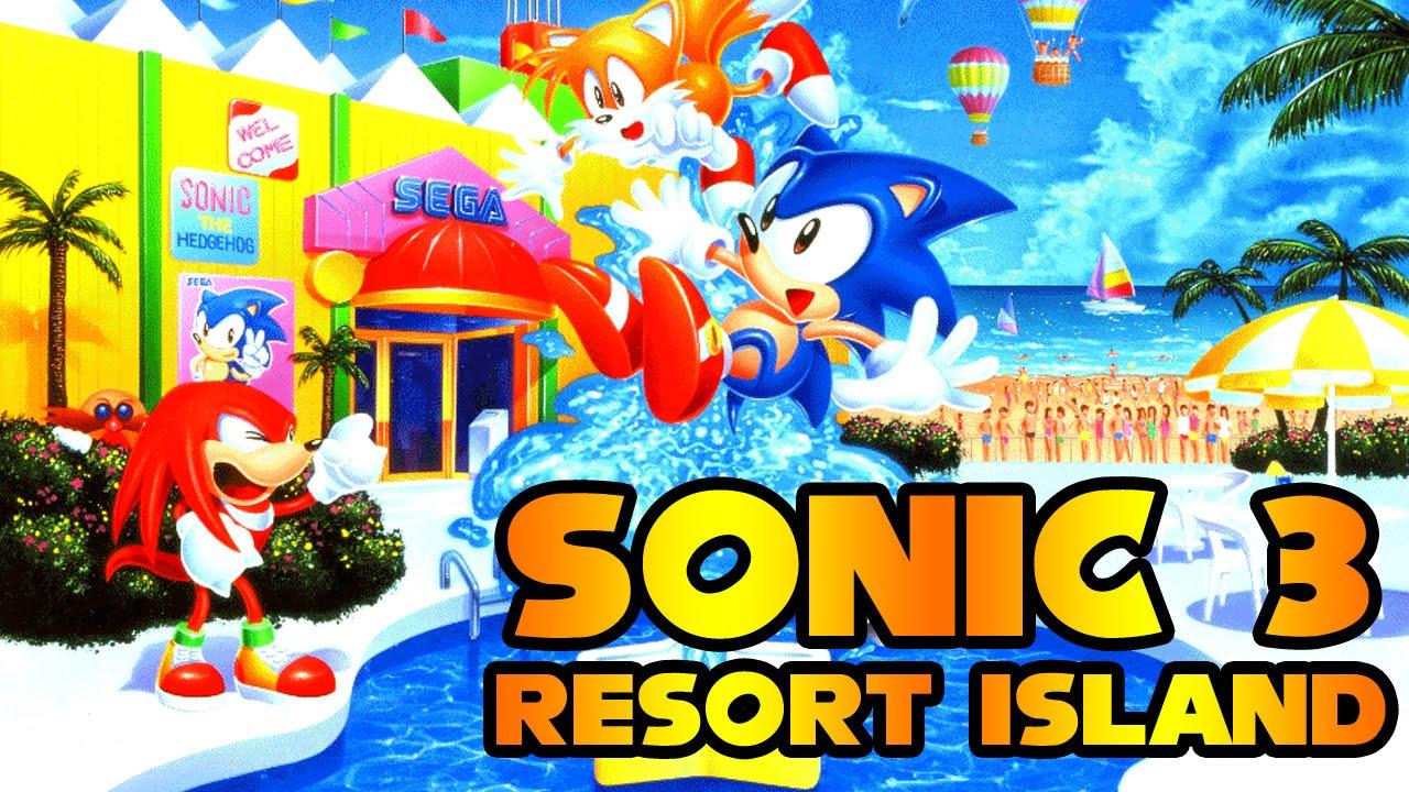 [Sonic 3] Resort Island Maxresdefault