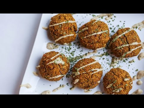 IKEA VEGGIE BALLS REMAKE | HCLF WHOLE FOODS RECIPE