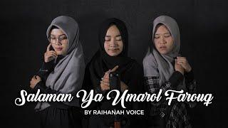 Download lagu Salaman Ya Umarol Faruq ( HAKAMTA2020 ) - Raihanah Voice | MV COVER