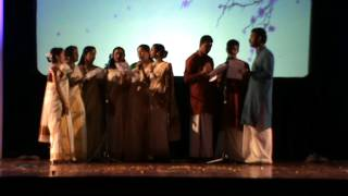 WMA Onam 2013 Group Song