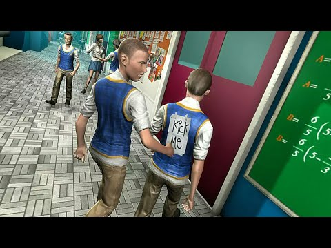 Gangster In High School Gameplay HD