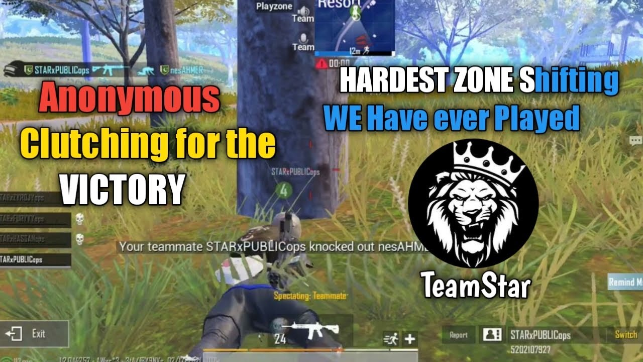 Download Anonymous Clutching for the VICTORY • Uss Grand Finals • PUBG StarEsport • ZyroJayyy • Pakistan🇵🇰