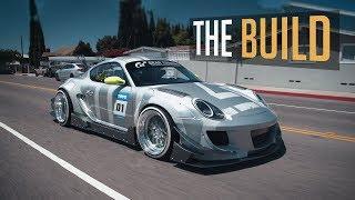 The Build   An INSANE $200,000 Custom Porsche Cayman SEMA Car!