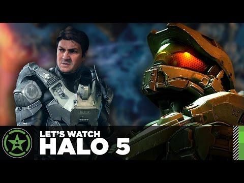 Let's Watch - Halo 5: Guardians (Mission 2 - Blue Team)
