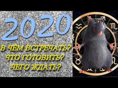 2020 год. В чём встречать? Что готовить? Чего ждать в НОВОМ ГОДУ#DomSovetov