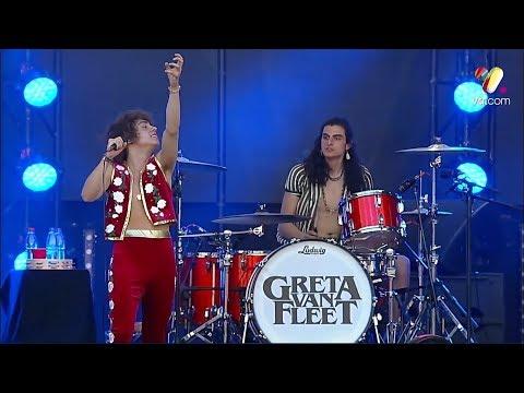 Greta Van Fleet - Watch Me (Labi Siffre Cover Live FULL HD)