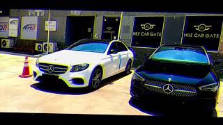 Nile Car Gate بأحسن سعر في مصر.Mercedes Benz E350e Hybrid