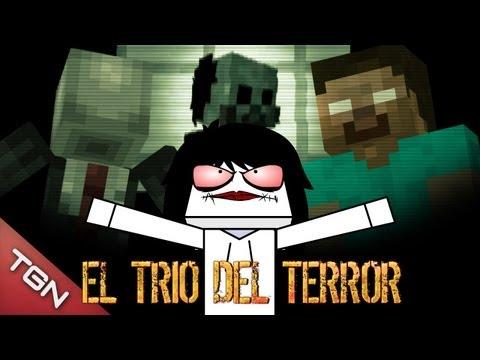 MINECRAFT: JEFF CONTRA EL TRÍO DEL TERROR