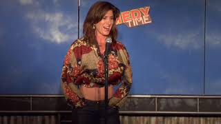 Homemade Implants - Frances Dilorinzo (Stand Up Comedy)
