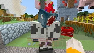 Minecraft Xbox - Quest For Squid