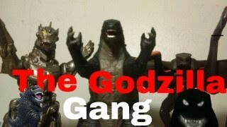 The Godzilla Gang Season 3 ep 5: The Time Machine!