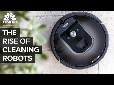 The Rise Of Roomba And IRobot
