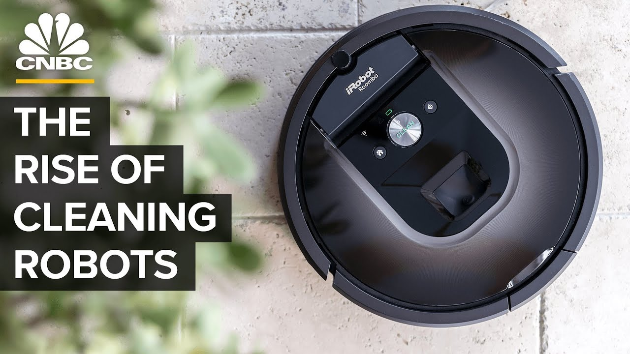The Rise Of Roomba And iRobot [VIDEO]