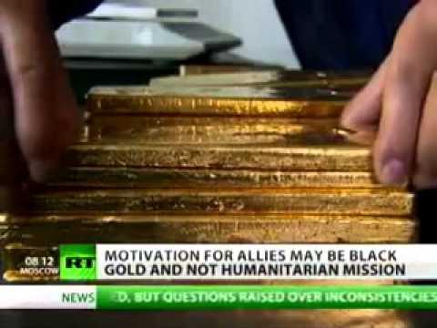 The Real Reason for NATO Attacking Libya