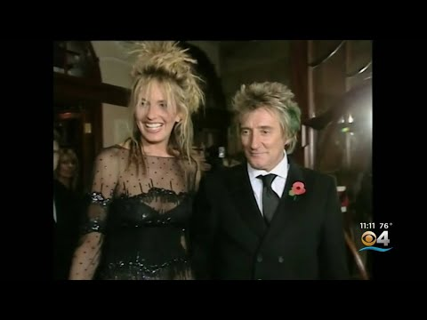 Sylvia Chacon - Rod Stewart and Son Assault Security Guard During NYE Party