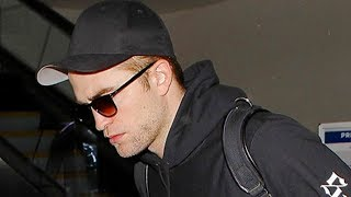Robert Pattinson Is Asked If He's Dating Katy Perry [2014]