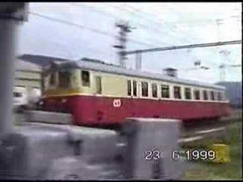 Czech Railways DMU