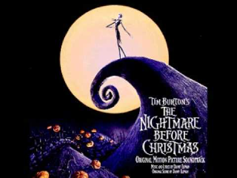 The Nightmare Before Christmas OST (This is Halloween) - YouTube