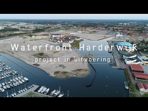 Project Waterfront Harderwijk | Drone Video 4K