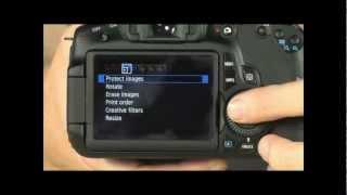 Canon EOS 60D SLR-Digitalkamera - Canon EOS