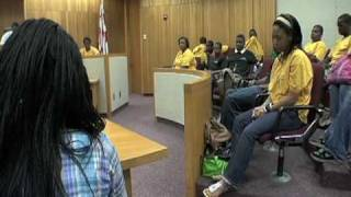 Time Dollar Youth Court: Second Chance