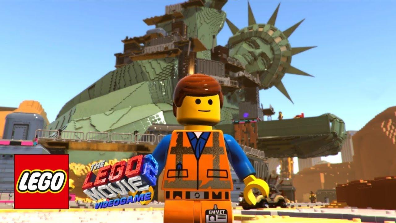 Exclusive The Lego Movie 2 Videogame Level 1 Apocalypseburg