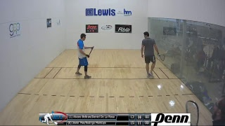 2018 Lewis Drug Pro/Am Pro Doubles Quarter-Final