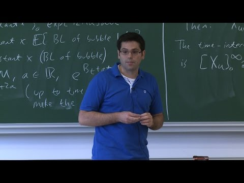 Jason Miller - 3/4 Equivalence of Liouville quantum gravity and the Brownian map