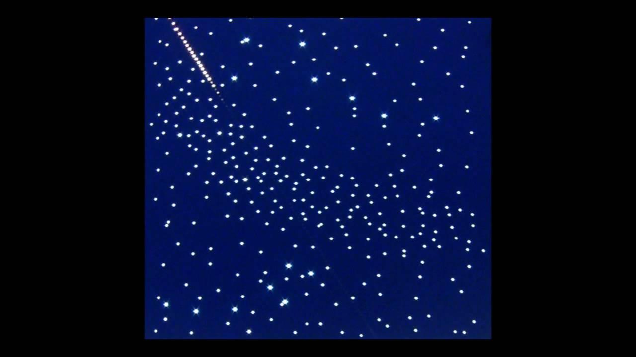 Fiber optic shooting star simulation in ceiling panel youtube fiber optic shooting star simulation in ceiling panel dailygadgetfo Image collections