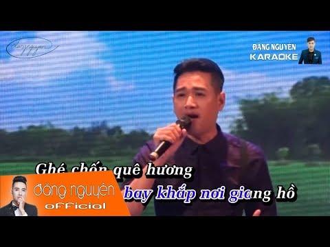 Karaoke Còn Thương Rau Đắng Mọc Sau Hè - Beat Gốc | Đăng Nguyên