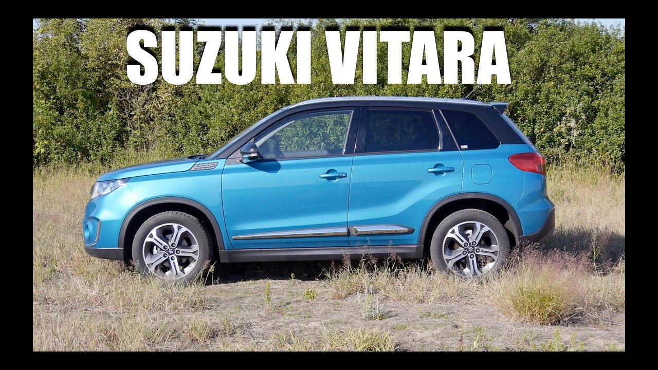 Suzuki Vitara V Rating