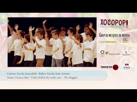 XOCOPOP - 10 Veruca Salt  (Video killed the radio Star)