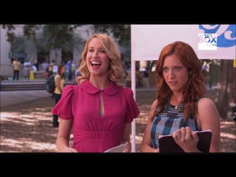Flo's Initial Interest in Joining the Barden Bellas - PP1 Deleted Scene