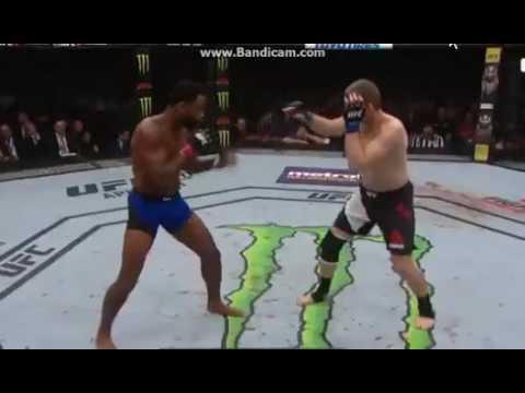 RASHAD EVANS VS DANIEL KELLY _ UFC 209
