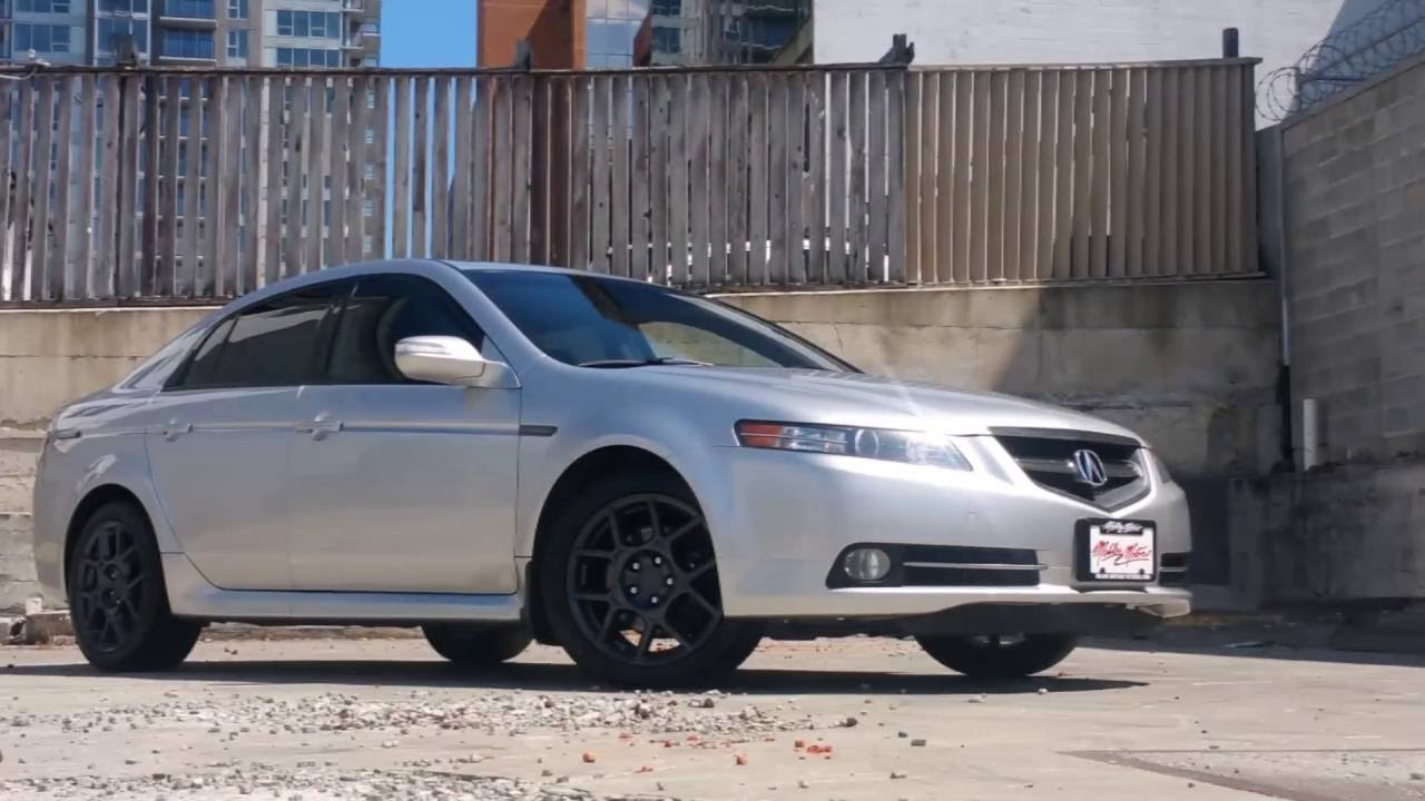 2007 Acura TL Type S  6 Speed Manual  VTec  Navigation