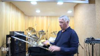 Видеоурок Тромбон. Урок2 -  Уход за инструментом