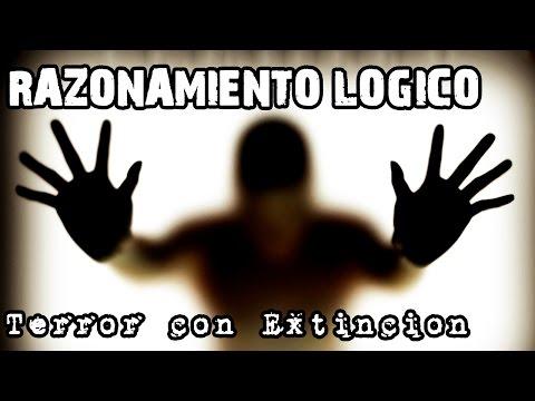RAZONAMIENTO LOGICO | Creepypasta | Terror con Extinción