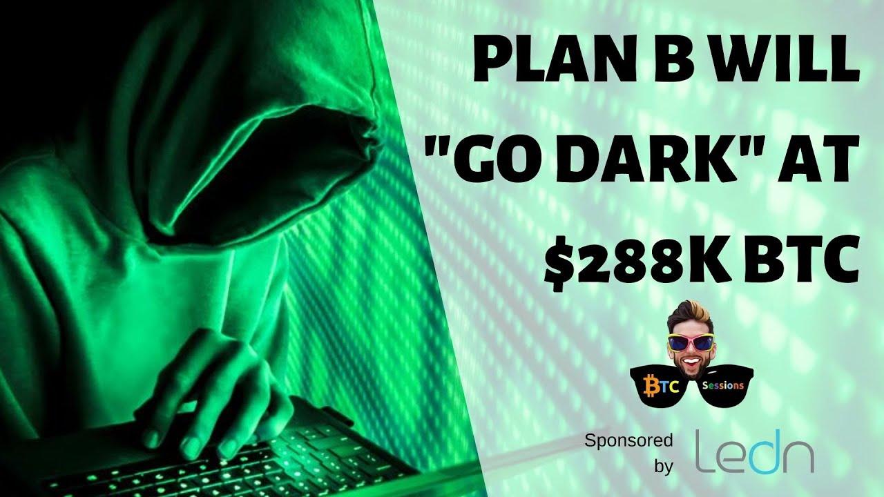 At $288K BTC Plan B Goes Dark | Wasabi Mobile | Justin Sun Gets $2M Relief Grant