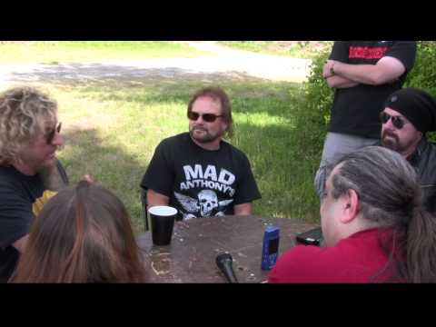 Sammy Hagar and The Circle Interview 2015