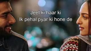 DIL JAANIYE Video  Khandaani Shafakhana /Lyrics song 2019
