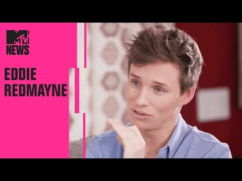 Eddie Redmayne on 'Fantastic Beasts' & Playing Dug in 'Early Man' | MTV News